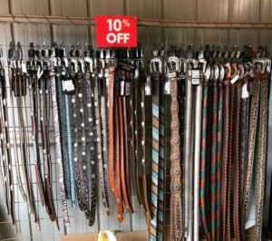 Gorgeous belts for everyone!